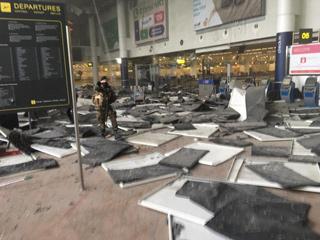 مطار بروكسل لن يستأنف الرحلات الجوية قبل يوم الثلاثاء