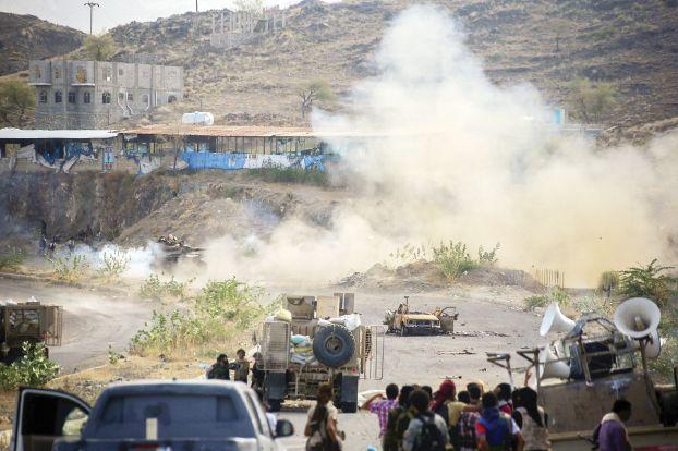 المخلافي واثق من التفاوض مع الحوثيين هذا الشهر