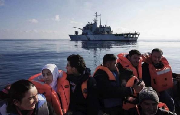 أول يونيو آخر مهلة لوقف الهجرة من تركيا إلى أوروبا