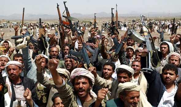 خسائر فادحة للحوثيين في نهم