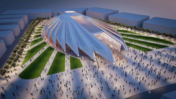 بعد مشاركة 9 شركات معمارية عالمية.. اعتماد تصميم جناح دولة الإمارات في إكسبو 2020