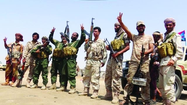 الشرعية اليمنية تطارد الإرهاب