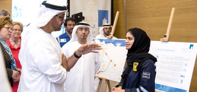 محمد بن زايد: الإمارات ماضية في ترسيخ مكانتها مزوداً عالمياً رئيساً للطاقة