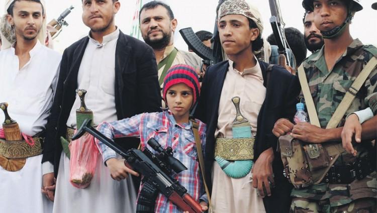 الحوثي يكمل مهمة المخلوع بتدمير الطفولة في اليمن