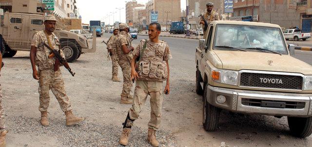 «الشرعية» اليمنية تُحكم سيطرتها على عقــبـــة الجــوف الاســتراتيجية