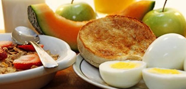 تعرفي على وجبة الفطور الأمثل.. لخسارة الوزن ؟