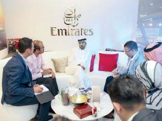 أحمد بن سعيد: نقل عمليات «فلاي دبي» إلى مطار آل مكتوم بالكامل نهاية 2017