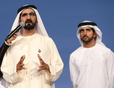 محمد بن راشد: نسير بثبات نحو الأهداف العليا