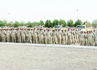 الإمارات تؤهل دفعة جديدة من أفراد الجيش اليمني