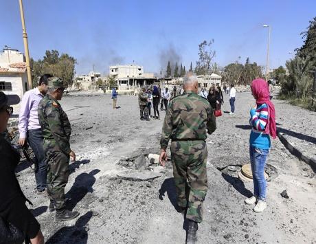 إعلان الأنبار «محافظة منكوبة» و«البنتاغون» تتوعد البغدادي بمصير بن لادن