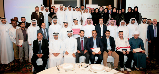 «دبي للإعلام» تكرّم الفائزين في جائزة «مشاهير التميز»