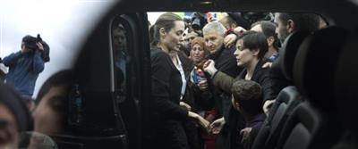«أنجلينا جولي» ترد على تصريحات «ترامب» المعادية للمسلمين