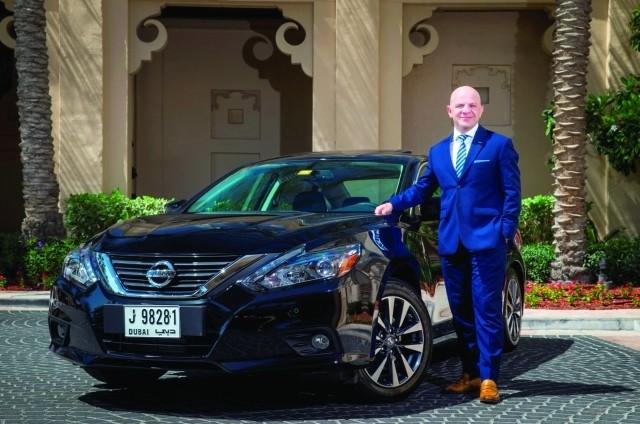 «نيسان» تبيع 60 ألف سيارة في الإمارات