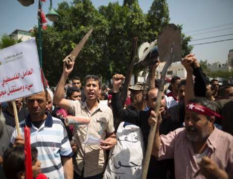 عمال غزة في «إجازة مفتوحة» بسبب الحصار