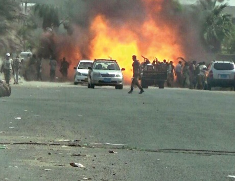 فاجعة إرهابية في عدن تخلِّف عشرات القتلى