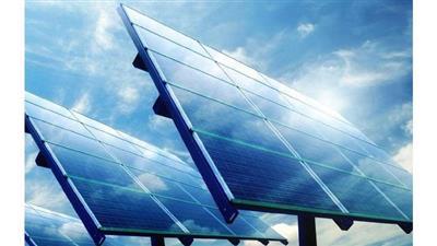 الأردن يدّشن محطة شمسية لإنتاج الكهرباء
