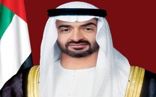 محمد بن زايد يعيد تشكيل مجلس أبوظبي للخدمات العامة