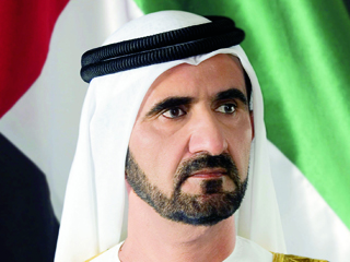 محمد بن راشد يصدر قراراً برفع معاشات المتقاعدين المدنيين المحليين