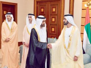 محمد بن راشد يؤكد ضرورة الحفاظ على مصالح وسمعة الإمارات
