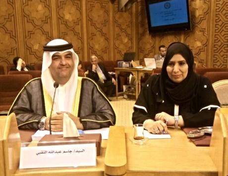 البرلمان العربي يطالب طهران بالكف عن التدخل في شؤون المنطقة