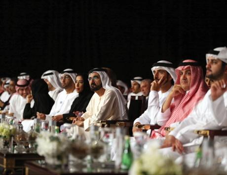 محمد بن راشد: لولا الخليج لضاع اليمن واحترق