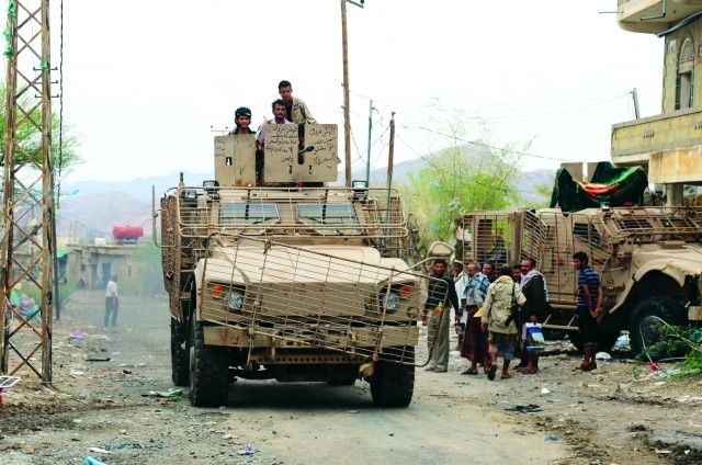 الإرهاب يلغي صلاة الجمعة في عدن