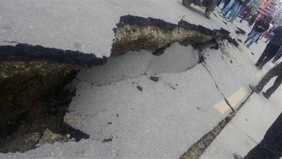 «زلزال» بقوة 6.4 ضرب «نيكاراغوا»