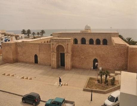 جامع المهدية… تحفة معمارية خالدة