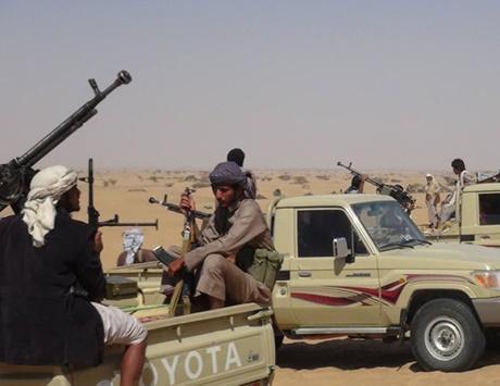قوات الشرعية تصد هجوماً على مجمع حكومي بمحافظة الجوف