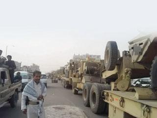 قوات الشرعية تحرر مناطق استراتيجية في الجوف