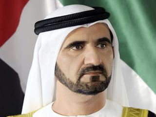 محمد بن راشد يطلق حملة «أمة تقرأ»