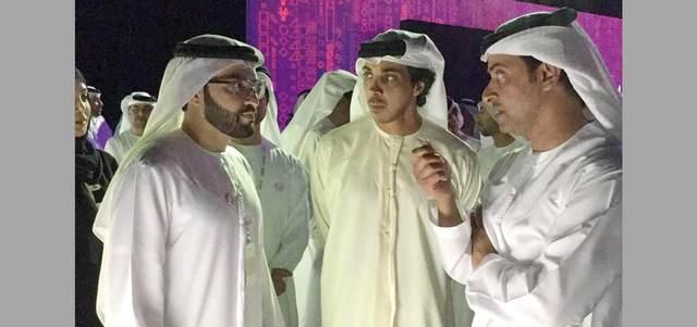 هزاع بن زايد يشهد الإعلان عن مستجدات «خطة أبوظبي»
