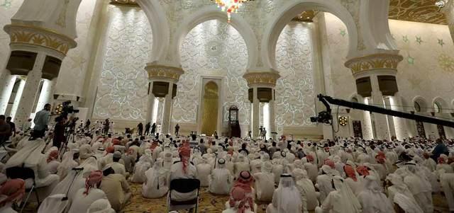 علماء: شمس زايد لم تغب عن الإمارات