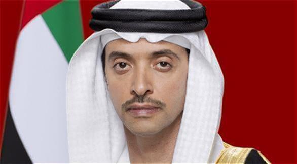 هزاع بن زايد يحل مجلس إدارة نادي العين لكرة القدم