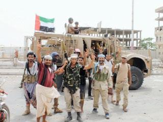 شهداء الإمارات في تحرير اليمن فخر وعز الوطن العربي