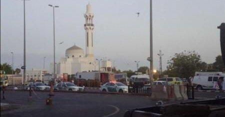 السعودية: استشهاد 4 رجال أمن بتفجير قرب المسجد النبوي