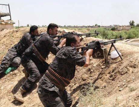 العبادي يعلن أن القوات العراقية تتحرك حالياً لتحرير الموصل
