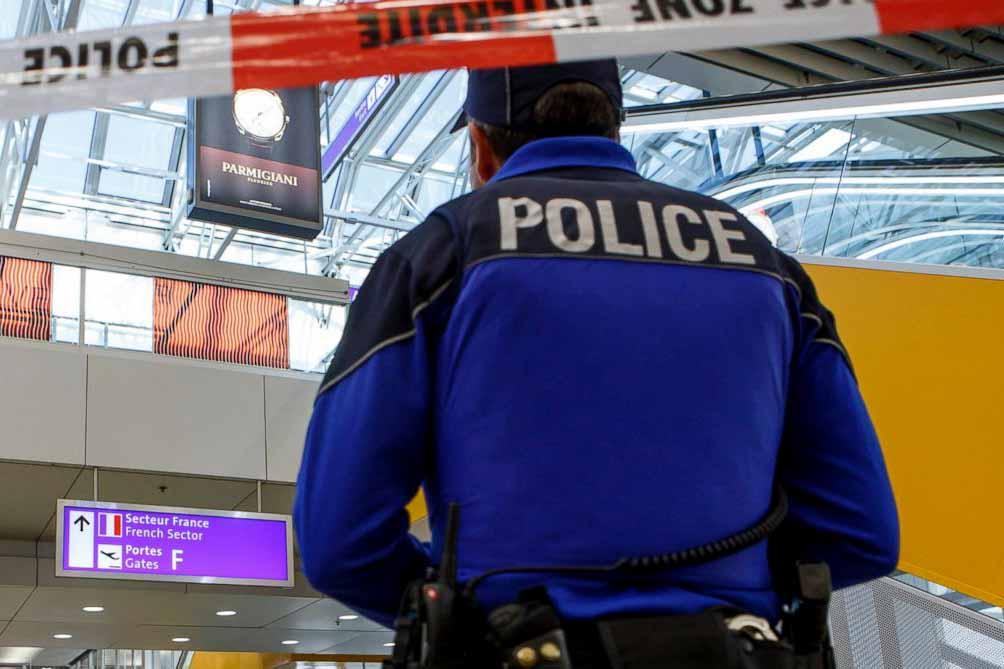استنفار أمني في مطار جنيف بعد اتصال مجهول