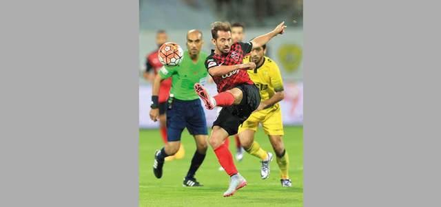 إيفرتون ريبيرو يرحب باللعب في الدوري الإيطالي