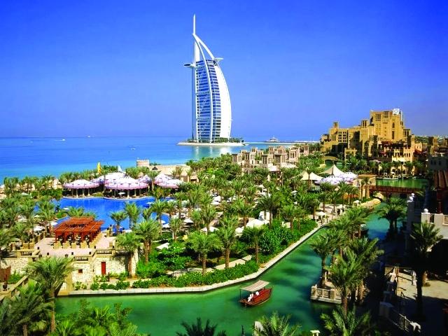 الإمارات الوجهة المفضلة والآمنة لتمضية العطلات
