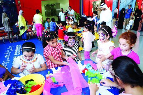 مدينة الطفل في دبي واحة للابتكار بكل ألوان الترفيه