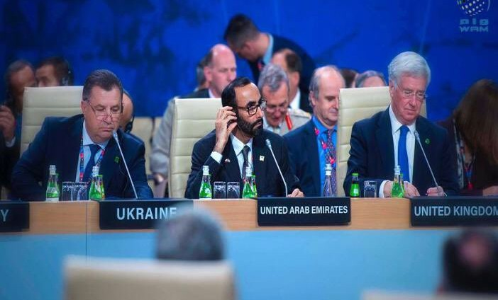 البواردي يترأس وفد الدولة في اجتماع وزراء دفاع «الناتو» والدول الشريكة