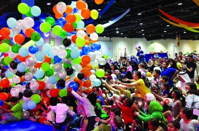 «العيد في دبي» يزخر بالفعاليات والعروض الممتعة