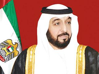 رئيس الدولة ونائبه ومحمد بن زايد يتلقون المزيد من برقيات التهنئة بالعيد