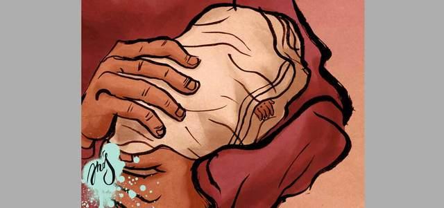 وفاة رضيع مواطن بعملية ختان في خورفكان