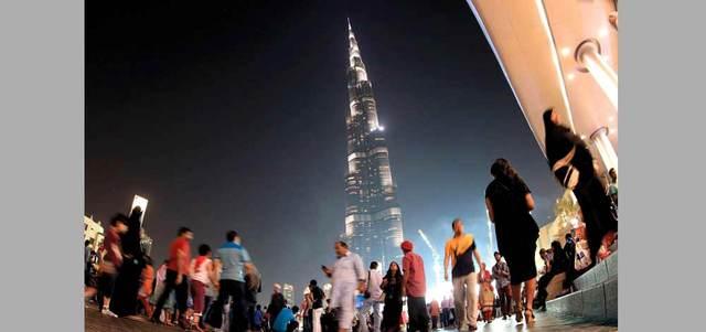 5.6% نمواً في عدد سكان دبي