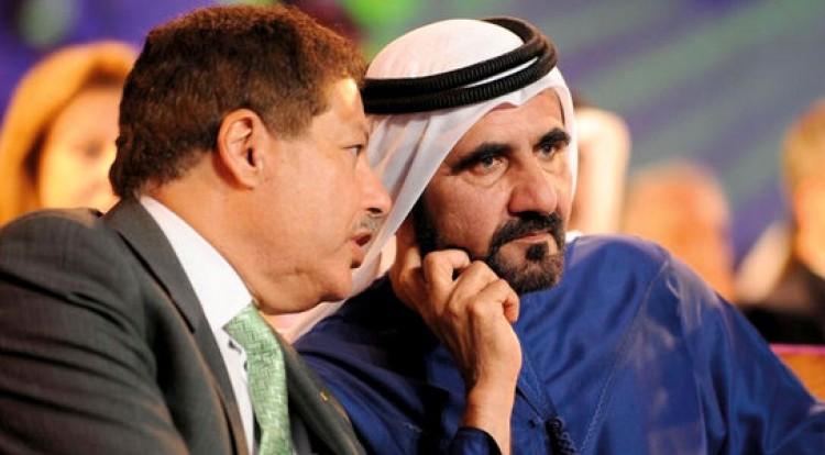 محمد بن راشد معزياً في وفاة أحمد زويل: «فقد العلم أحد روّاده»