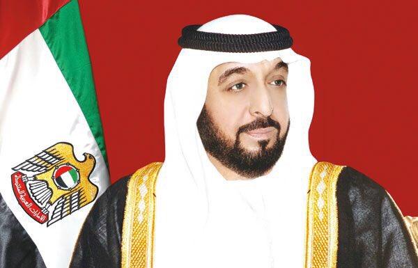 خليفة يصدر مرسوماً بقانون بإنشاء الدائرة الخاصة لرئيس الدولة