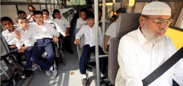 «مرور دبي» تفرض ضوابط على المدارس وتحدّد 10 نصائح لحماية الطلبة
