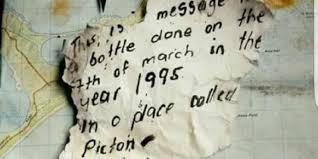 إعادة زجاجة بها رسالة لصاحبتها بعد 21 عاماً